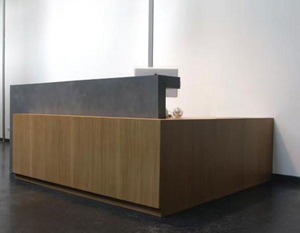 Muebles hecho de Microcemento